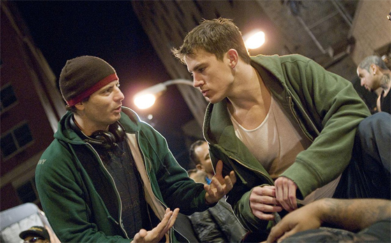 Channing Tatum in Fighting