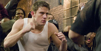 First Look: Channing Tatum in Fighting