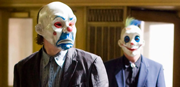 Making of The Dark Knight's Clown Masks