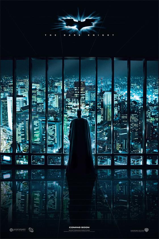 The Dark Knight International Poster
