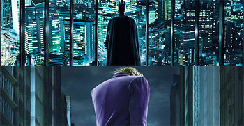 Two Awesome International Dark Knight Posters!