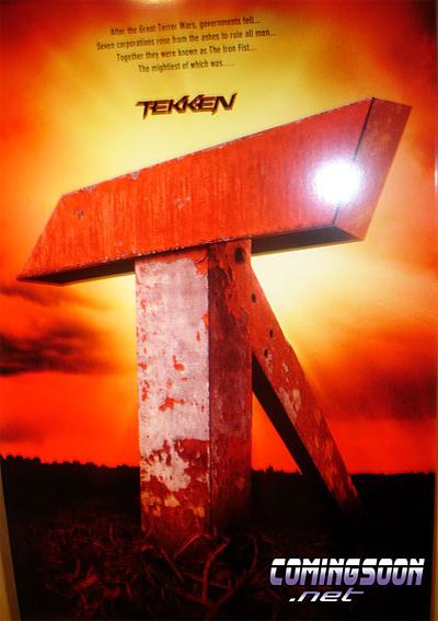 Tekken poster