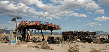 First Set Photo From Terminator Salvation