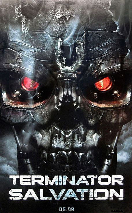 Terminator Salvation Teaser Poster