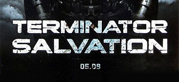 First Badass Terminator Salvation Teaser Poster!