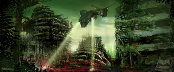 Terminator Salvation: The Future Begins Concept Art