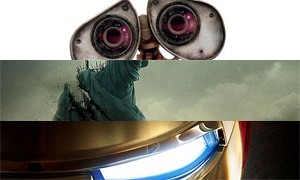 Poster Giveaway: Iron Man, Cloverfield, Wall-E
