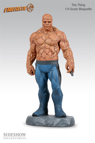 Sideshow Collectibles The Thing Maquette