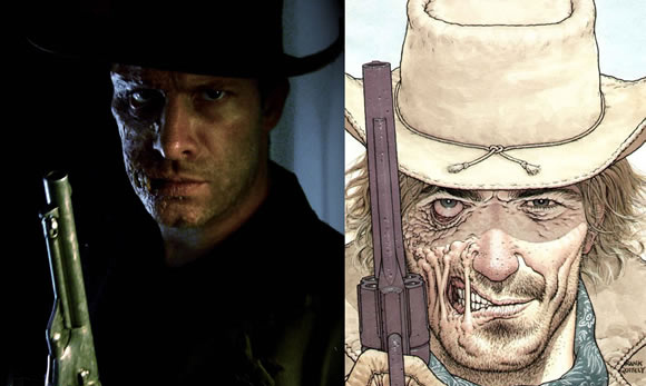 Thomas Jane as Jonah Hex