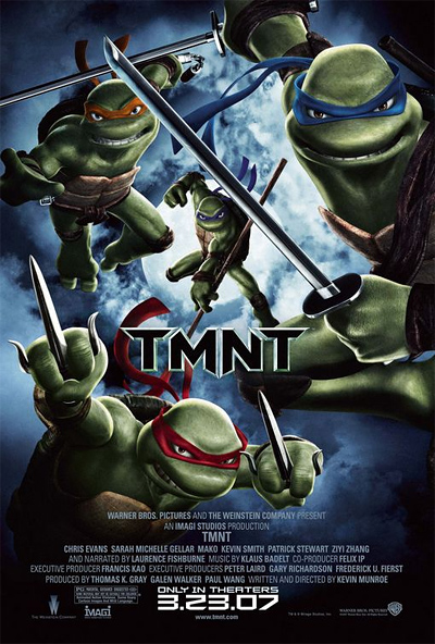 TMNT Writer/Director Kevin Munroe Interviewed ...