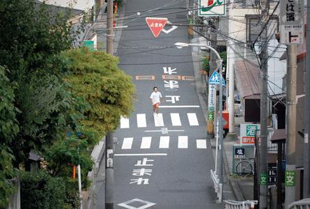 Shaking Tokyo
