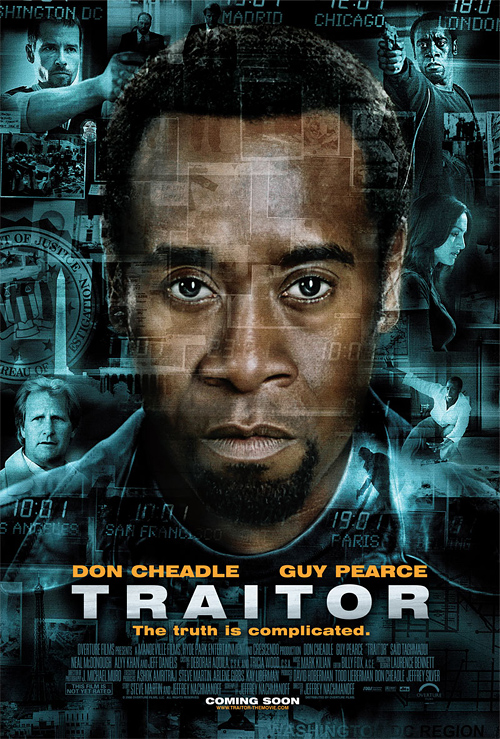 Traitor Poster
