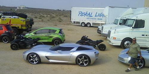 Transformers 2 Vehicles