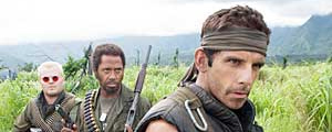 First Look: Ben Stiller's Tropic Thunder