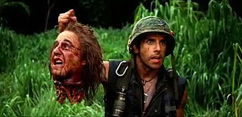 Tropic Thunder Red Band Trailer