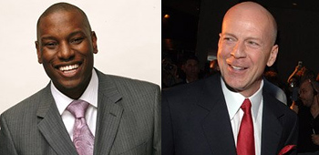 Tyrese and Bruce Willis Might Join the A-Team