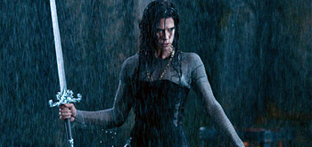 First Look: Rhona Mitra in Underworld: Rise of the Lycans!