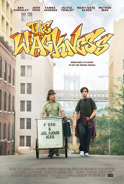 The Wackness poster