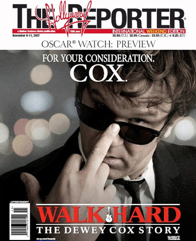 Walk Hard's For Your Consideration Ad