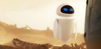 Apples Designer Actually Helped Design WallEs Eve Robot