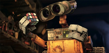 New Four-Minute Featurette for Wall-E