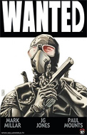 Wanted Comic Book