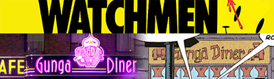 Watchmen Comic-to-Movie