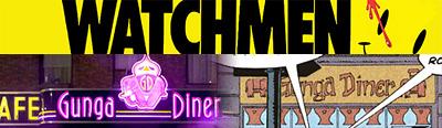 Watchmen Comic-to-Movie
