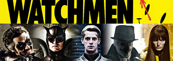 First Look: Complete Watchmen Costumes Officially Revealed!!