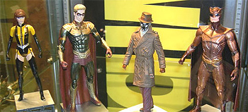 DC's Watchmen Movie Action Figures