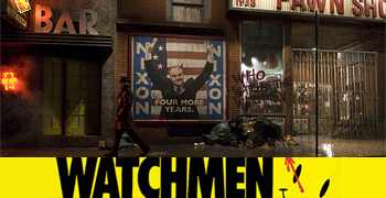 Watchmen's Cinematographer Larry Fong Interviewed