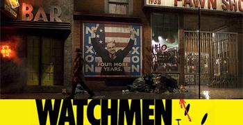 Watchmen's Cinematographer Larry Fong Interviewed