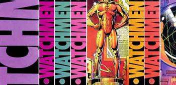 Watchmen Video Journal: Artist Dave Gibbons