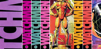 Watchmen Video Journal: Artist Dave Gibbons