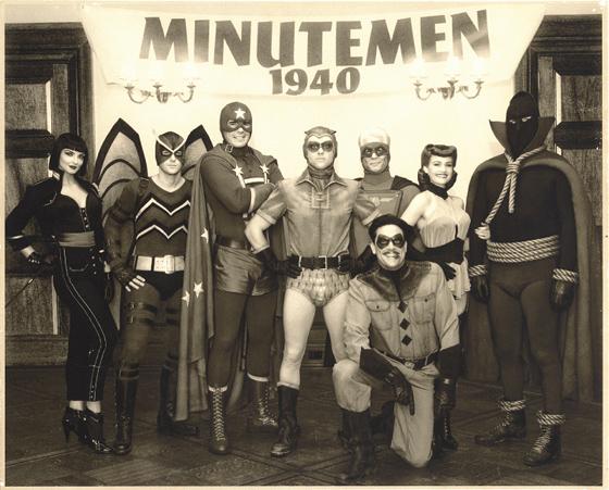 Watchmen's Minutemen
