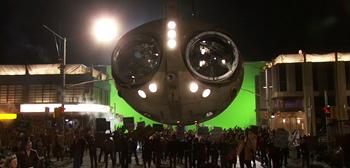 Watchmen Video Journal: Inside The Owlship