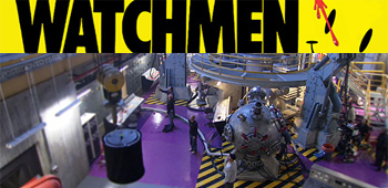Watchmen Video Journal: Sets and Sensibility