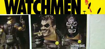 Watchmen Video Journal: Costumes