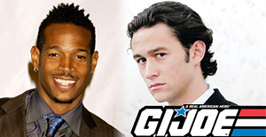 Marlon Wayans and Joseph Gordon-Levitt Cast in G.I. Joe
