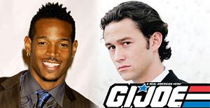 Marlon Wayans and Joseph Gordon-Levitt Cast in G.I. Joe