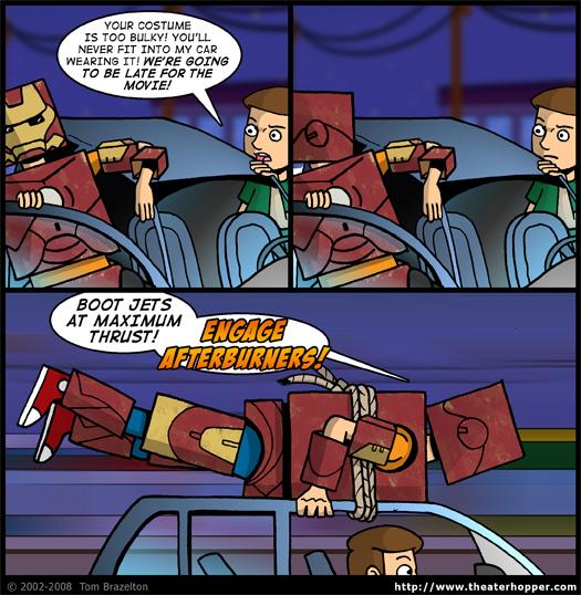 Theater Hopper #819 - Hatchback Powered