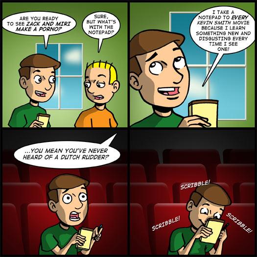 Theater Hopper #893 - Smutkeeper