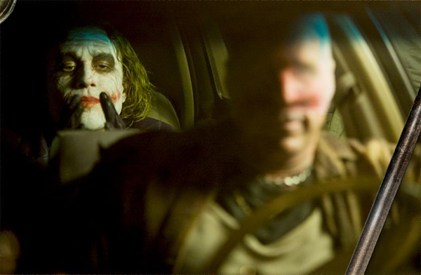 The Dark Knight's Joker