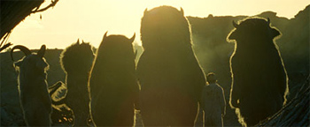 Spike Jonze's Where the Wild Things Are