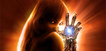 Witchblade Poster