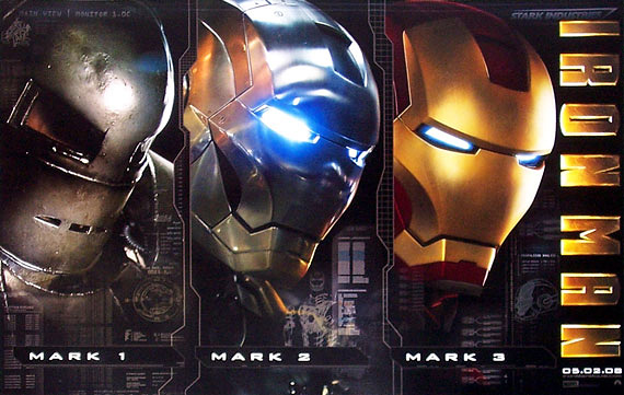 WonderCon Iron Man Poster