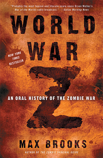 world war z cover. World War Z