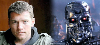 Sam worthington cast in terminator 4 via james camerons suggestion sam worthington cast in terminator 4 thecheapjerseys Image collections