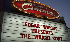 The Wright Stuff at The New Beverly Cinema