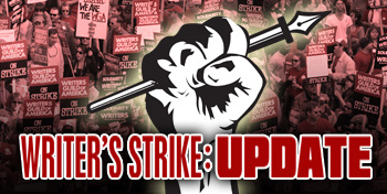 Writers Strike Update